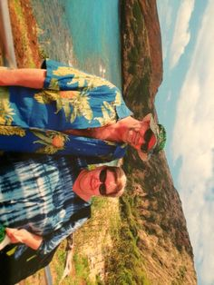 Carmen and Rhonda  Hanauma bay  Honolulu Hawaii