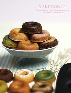 *焼きドーナツ修正* - *Nunu's HouseのミニチュアBlog*           1/12サイズのミニチュアの食べ物、雑貨などの制作blogです。