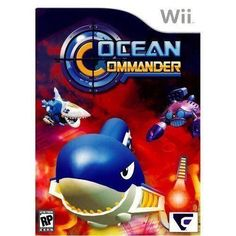 """Ocean Commander for Nintendo Wii - Valcon Games - Toys""""R""""Us Wii Games, Music Games, All Toys, Toys R Us, Discount Clothing, Kids Store, Learning Games, Video Game Console, Shopping"""