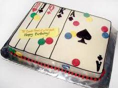 Card cake
