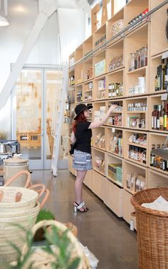 It's not everyday that an incredibly well designed and gorgeous space opens up in most cities, let alonein the teeny tiny Northern California town of Healdsburg. You may have remembered spying our...