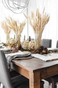 Thanksgiving Tablescape |