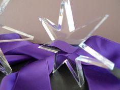 Weihnachtsstern   ♪ ♫ ♪ Stern II PAULSBECK von PAULSBECK Buchstaben, Dekoration & Geschenke auf DaWanda.com