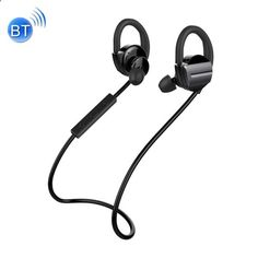 [$11.63] ZEALOT H3 High Quality Stereo HiFi Wire Control Wireless Bluetooth 4.1 Sports Earphone In-ear Headphone with HD Microphone for iPhone  Android Smart Phones or Other Bluetooth Audio Devices, Support Multi-point Connection, Bluetooth Distance: 10m(Black)