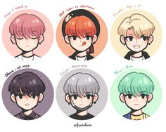 Giving out decent, amazing, wonderful and awesome fanarts of BTS either ships, in groups, individual and in one group! Most of the fanarts are from 'refrainbow' so give credits to him/her. Bts Suga, Kpop Drawings, Dibujos Cute, Fanarts Anime, Bts Chibi, Bts Fans, Kpop Fanart, Bts Wallpaper, Art Reference