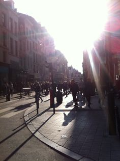 The hustle and Bustle of Brussels