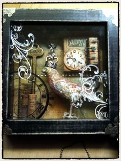 Tim Holtz Projects | written by tim holtz tim holtz is the creative director for ranger ...