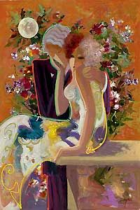 Mahmood Sabzi - I Still Remember - World-Wide-Art.com