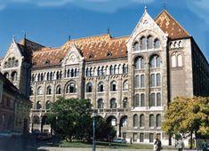 A levéltár főépülete