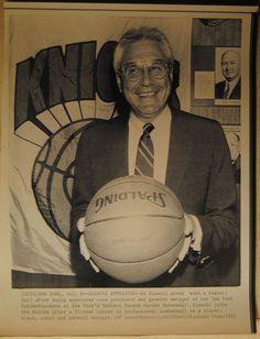 1987 AP Wirephoto-New York Knicks Al Bianchi