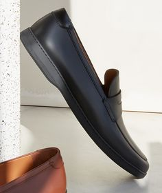 Shoes Men, Men's Shoes, Loafer Shoes, Loafers Men, Driving Shoes, Dress Styles, Penny Loafers, Brown Suede, Fashion Shoes