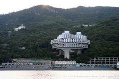 Druzhba in Yalta Russia
