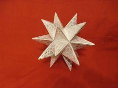 Aureliostern 3D Stern DIY (oder Tutorial) Origami - YouTube