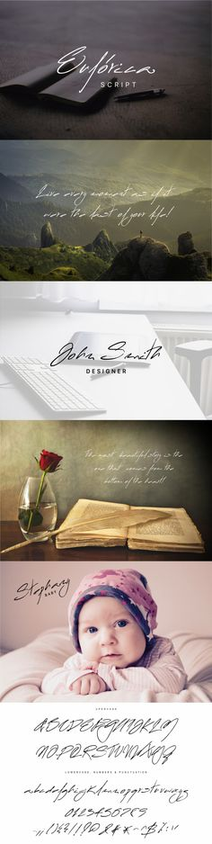 Euforica Script - #Script #Fonts