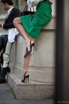 Paris Fashion Week - Spring Summer 2014 -as usual