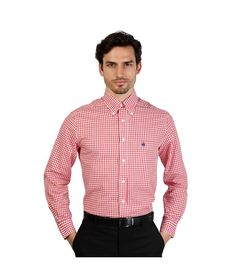 Red Men's Slim Fit Sports Shirt #menswear #fashion #mensfashion #style #MalanBreton #mensstyle #menstyle #NYFWM #men #ootd #suit #Christmas #win #xmas #gift #Santa #gifts #holiday #holidays #love #fashion #style #love #jewelry #beauty #shoes #Deals #me #vintage