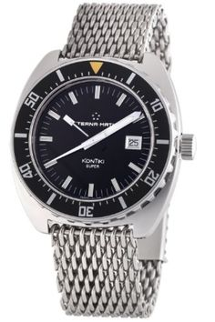 Eterna Men's 1973.41.41.1230 Super KonTiki Heritage Watch by Eterna Watches -- Awesome products selected by Anna Churchill