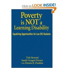 poverty is not a learning disability dunklee dennis r howard lizette y dresser s andy g