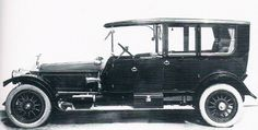 Chassis 2522 (1913) Open-drive Limousine by Barker for J.D. Player of Alexandra Park Nottingham
