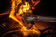 Duress Steak vom Broil King Grill