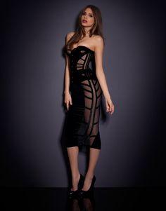 Agent Provocateur dress & skirt