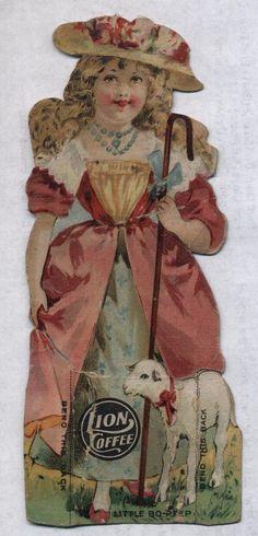 advertising paper dolls - Bing Images