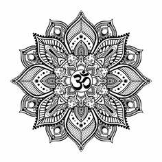 Mandala Pattern, Zentangle Patterns, Mandala Design, Zentangles, Cover Up Tattoos, All Tattoos, Mandala Tattoo, Mandala Art, Flower Mandala