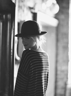 Stripes & Hat