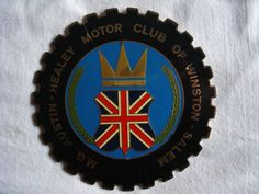 MG Austin healey motor club winston salem