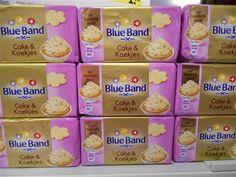 Starnakelmesjokke. Blueband voor cake & koekjes met roombotersmáák...