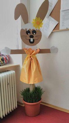 DIY Easter Crafts for Kids to Make - DIY Cuteness diy for kids Bunny Crafts, Crafts For Kids To Make, Easter Crafts For Kids, Preschool Crafts, Diy And Crafts, Paper Crafts, Kids Diy, Decoration Creche, Easter Art