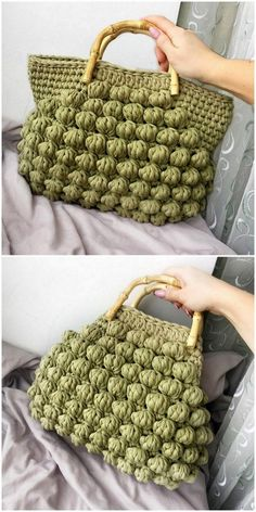 Creative And Attractive Crochet Ideas And Projects – Handwerk und Basteln Crochet Belt, Crochet Clutch, Crochet Handbags, Crochet Purses, Crochet Yarn, Crochet Slippers, Crochet Stitches, Crochet Granny, Easy Crochet Patterns