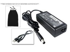 Notebook Parts 65W Replacement AC Adapter for HP G42 Series: HP G42-243CL, HP G42-247SB, HP G42-250LA, HP G42-286LA, HP G42-301NR, HP G42-303DX, HP G42-328CA, HP G42-352TU, HP G42-352TX, HP G42-360TU, HP G42-360TX, HP G42-361TU, 100% Compatible with 613152-001, 613161-001, PA-1650-02HC, 574063-001, 577170-001, 609939-001, 609948-001, 463552-004, 463958-001, 519329-001, 519329-002, 519329-003.***Fr... #NBP #PersonalComputer