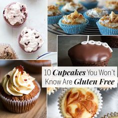 10 Cupcakes You Won't Know Are Gluten-Free