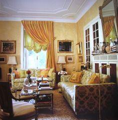 Interior decoration by Arnaud Chevalier, via Behance