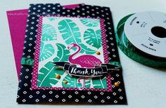 Stampin´up, Jahreskatalog 2016, sneak peak, pop of paradise, flamingo, pink mit pep, Gutscheinhülle, envelope