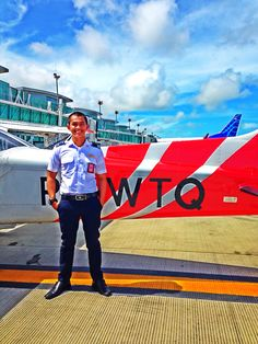 Sepinggan airport for x-country flight (PKy-BPN)