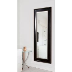 American Made Rayne Modern Cage 28.75 x 66.75-inch Full Body Mirror