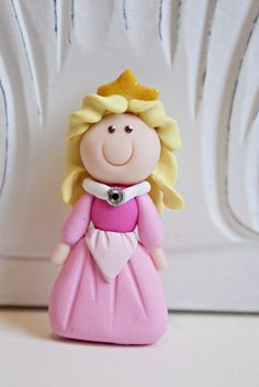 Sleeping Beauty Princess Ornament (Aurora).