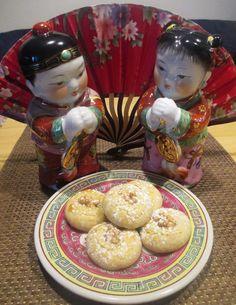 Otaku Family: Chinesische Walnusskekse