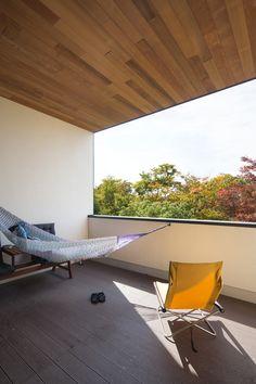 balcón cubierto