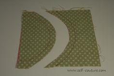Cours de couture débutant n°6: coudre les courbes (2)