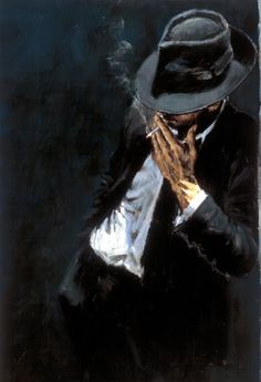 Fabian Perez Study for Man in Black Suit abstract oil painting, painting Authorized official website Fabian Perez, Jazz Art, Arte Sketchbook, Pulp Art, Portrait Art, Paintings For Sale, Fantasy Art, Art Drawings, Sculptures