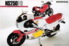 Honda NS 250 F/R