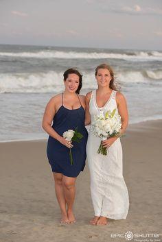 #WeddingPhotography #Avon #HatterasIsland #NorthCarolina #EpicShutterPhotography #HatterasIslandWeddings #HatterasIslandWeddingPhotographers #OuterBanksWeddingPhotographers #BeachWedding