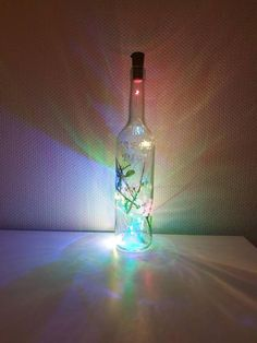 Light Chain, Bottle Lights, Cherry Blossoms, Carpe Diem, Fairy Lights, String Lights, Balcony, Coffee Cups, Terrace