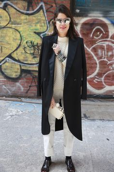 The Manifold Ways to Wear White Jeans | Leandra Medine | Man Repeller