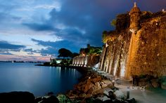 Puerto Rico, Caribbean | Discovered from Dream Afar New Tab