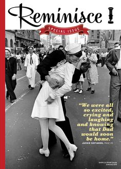 Reminisce June/July 2015 – Photo by Alfred Eisenstaedt/Time & Life Pictures/Getty Images