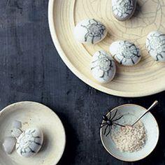 Spiderweb Eggs